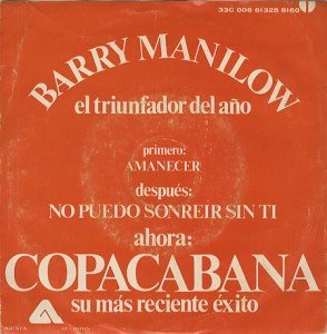 ♫ Copacabana - Barry Manilow Barry-Manilow-Copacabana-3-294x300