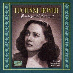 ♫ Parlez-moi d'Amour LUCIENNE-BOYER-300x300
