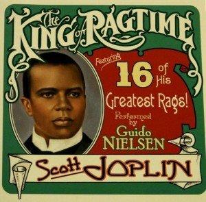 ♫ Maple Leaf Rag    -    Scott Joplin ragscott-joplin-ragtime-300x295